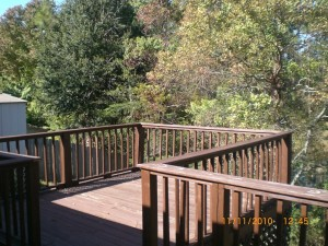 Mill Pond backyard 2